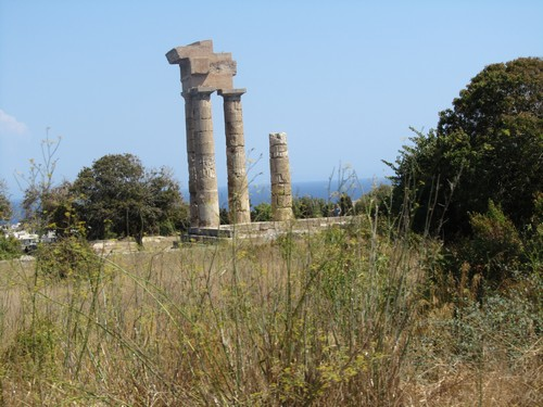Acropolis of Rhodos