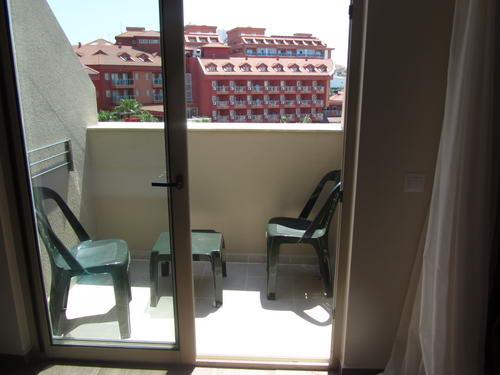 Utsikt fra rommet