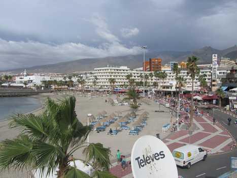 Strand i Adeje